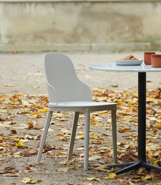 Bilde av Allez Chair - Warm Grey