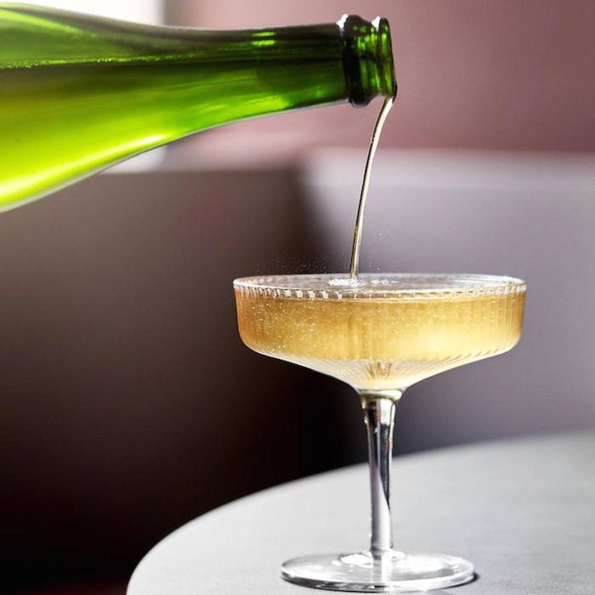 Ferm Living Ripple Champagneglass 2-pk