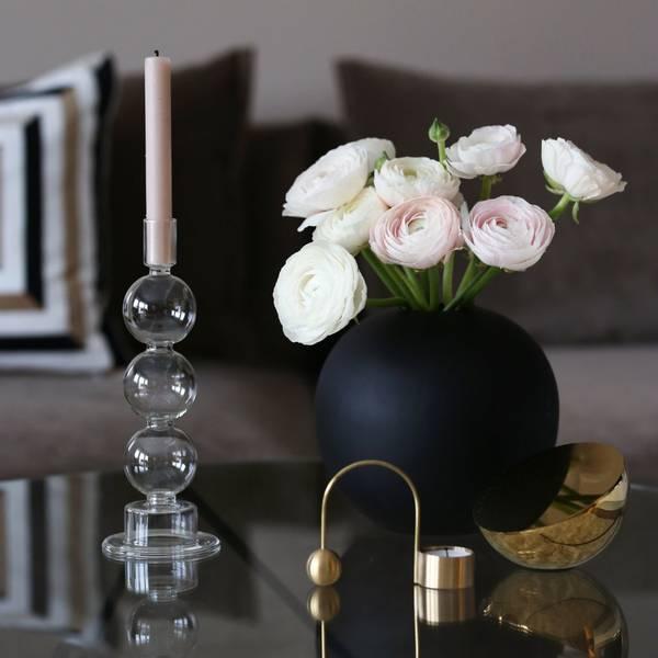 Bilde av Ball Vase - Svart