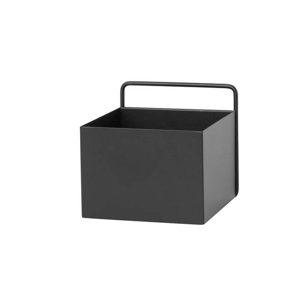 Bilde av Ferm Living Wall box square - Svart