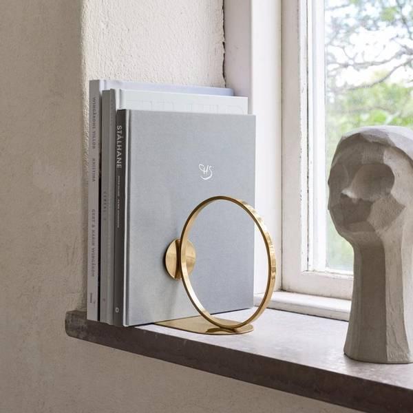 Bilde av Book Ring 15 cm - Brass