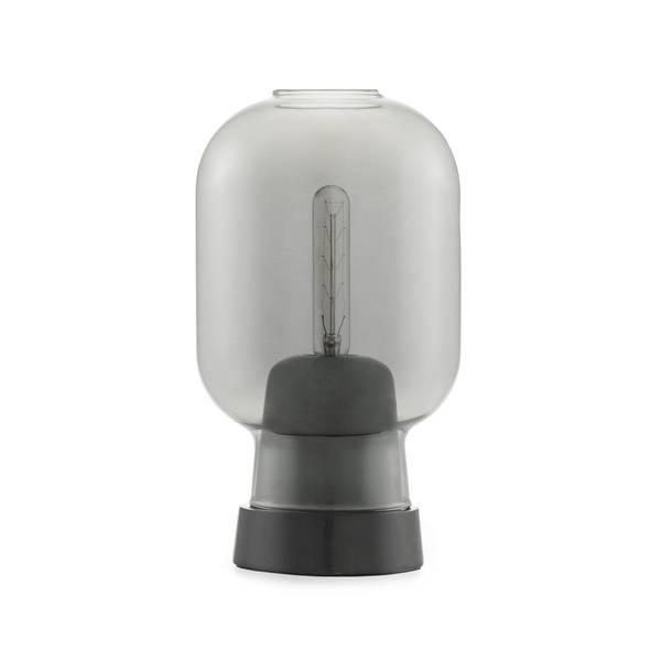Bilde av Amp bordlampe - Grå/svart
