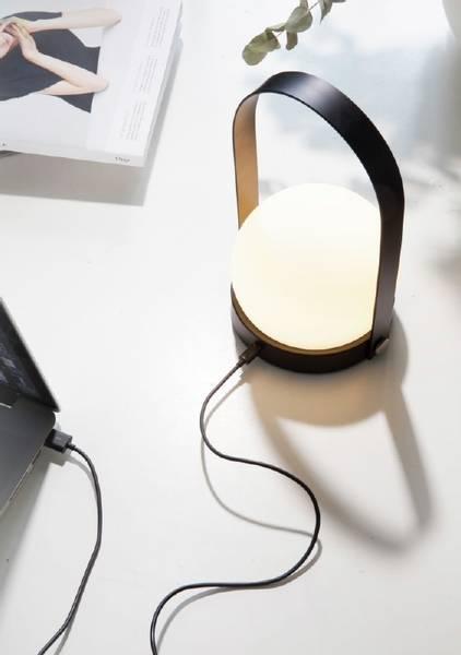 Bilde av Carrie LED lamp - Svart