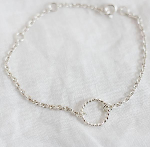 Bilde av Spire, armbånd sølv