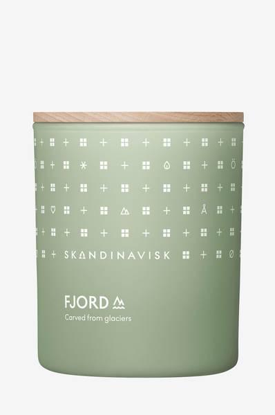 Bilde av Skandinavisk Fjord Duftlys 200 g