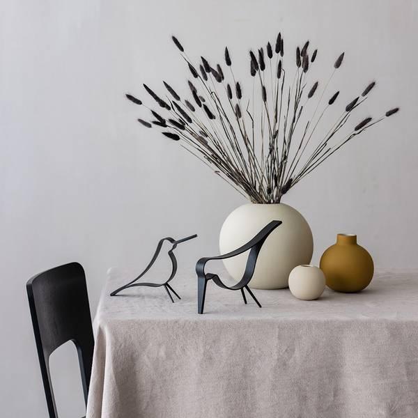 Bilde av Ball Vase - Shell